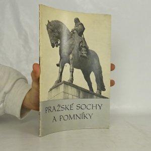 náhled knihy - Pražské sochy a pomníky