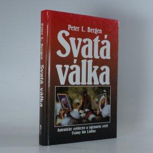 náhled knihy - Svatá válka