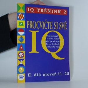 náhled knihy - Procvičte si své IQ II. díl
