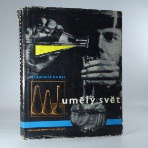 náhled knihy - Umělý svět