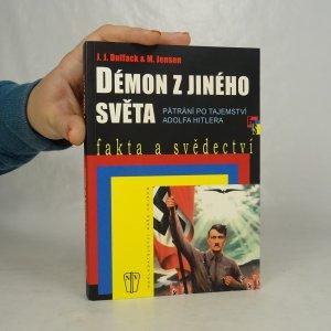 náhled knihy - Démon z jiného světa. Pátrání po tajemství Adolfa Hitlera