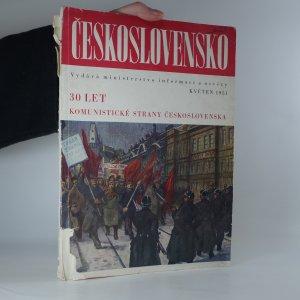 náhled knihy - Československo. 30 let komunistické strany Československa.