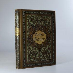 náhled knihy - Goethe Gedichte