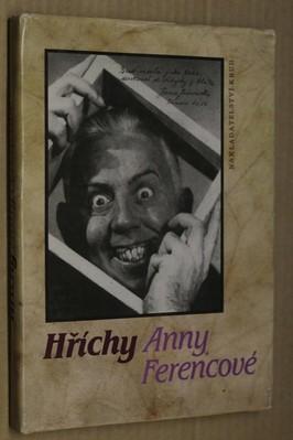 náhled knihy - Hříchy Anny Ferencové : humorný epos o jednapadesáti kapitolách