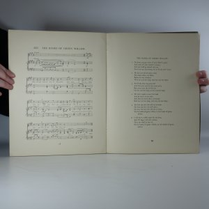 antikvární kniha Folk songs from Somerset, 1910