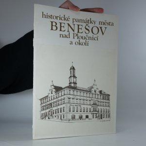 náhled knihy - Historické památky města Benešov nad Ploučnicí a okolí (20 vyobrazení)