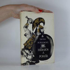 náhled knihy - Héraios a pohár