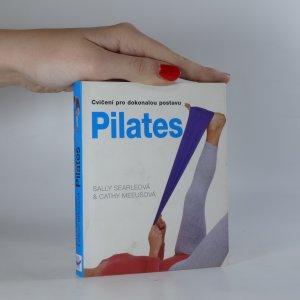 náhled knihy - Pilates. Cvičení pro dokonalou postavu