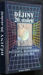 náhled knihy - Dějiny 20. století