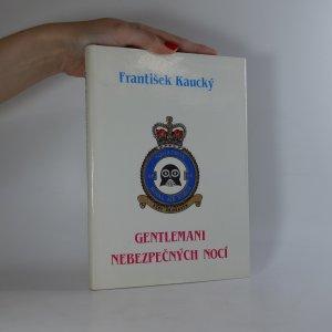 náhled knihy - Gentlemani nebezpečných nocí