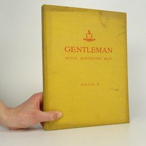 náhled knihy - Gentleman, revue moderního muže. Ročník II. - 1925.