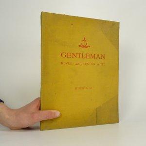 náhled knihy - Gentleman, revue moderního muže. Ročník III., 1926.