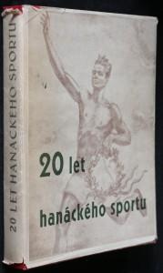 náhled knihy - 20 let hanáckého sportu