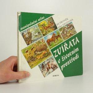 náhled knihy - Zvířata v životním prostředí