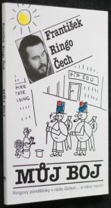 náhled knihy - Můj boj : (Ringovy pondělníky v rádiu Golem ... a něco navíc!)