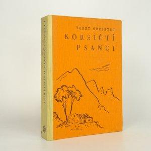 náhled knihy - Korsičtí psanci