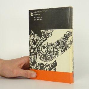 antikvární kniha Nibelungova smrt, 1975