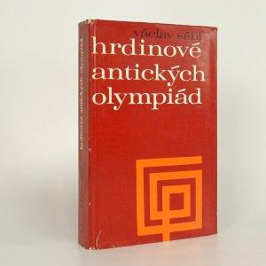náhled knihy - Hrdinové antických olympiád