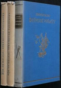 náhled knihy - Šprýmovné povídačky, kteréžto v opatstvech tourrainských nashromáždil a na světlo vydal pan de Balzac k obveselení pantagruelistův a žádných jiných