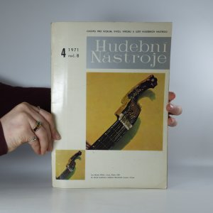 náhled knihy - Hudební nástroje (číslo 4, ročník 8)