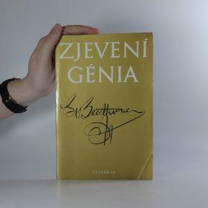 náhled knihy - Zjevení génia. Ludwig van Beethoven.
