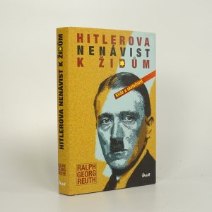 náhled knihy - Hitlerova nenávist k Židům