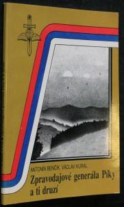 náhled knihy - Zpravodajové generála Píky a ti druzí