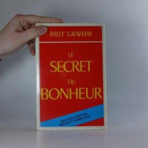 náhled knihy - Le secret du bonheur