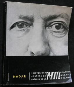 náhled knihy - Nadar - Gaspard-Félix Tournachon