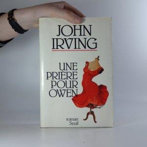 náhled knihy - Une prière pour Owen