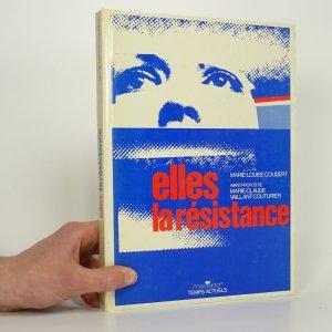 náhled knihy - Elles la résistance