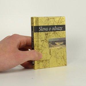 náhled knihy - Slova o odvaze