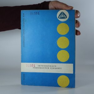 náhled knihy - Intenzifikace podnikových činností