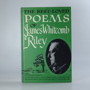 náhled knihy - The best-loved poems of James Whitcomb Riley