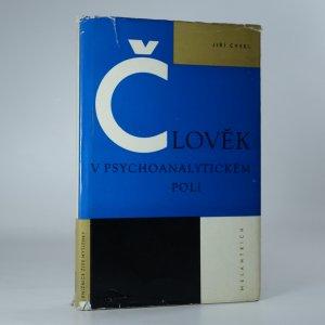náhled knihy - Člověk v psychoanalytickém poli - Nástin psychoanalytické antropologie