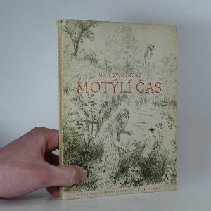 náhled knihy - Motýlí čas