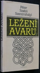 náhled knihy - Ležení Avarů
