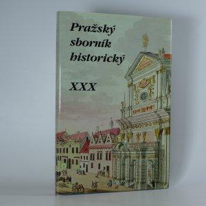 náhled knihy - Pražský sborník historický XXX