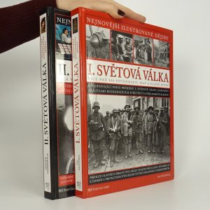 náhled knihy - I. světová válka. II. světová válka. (2 svazky, komplet)