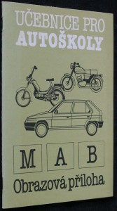 náhled knihy - Učebnice pro autoškoly - obrazová příloha