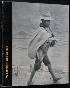 náhled knihy - Werner Bischof 1916-1954