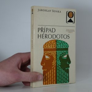 náhled knihy - Případ Hérodotos