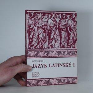 náhled knihy - Jazyk latinský I pro střední zdravotnické školy