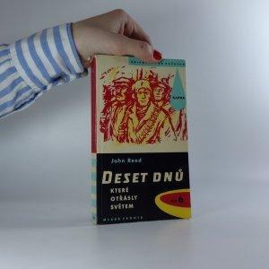 náhled knihy - Deset dnů, které otřásly světem