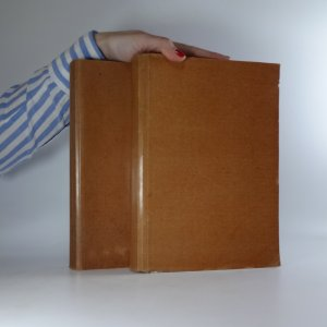 náhled knihy - Dvě neidentifikované knihy o botanice (pravděpodobně 2. a 3. díl)