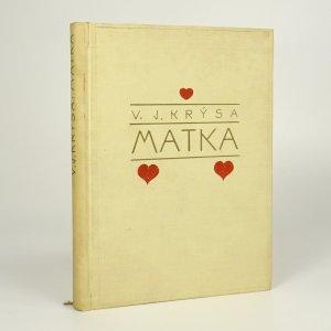 náhled knihy - Matka v projevech československých básníků a spisovatelů