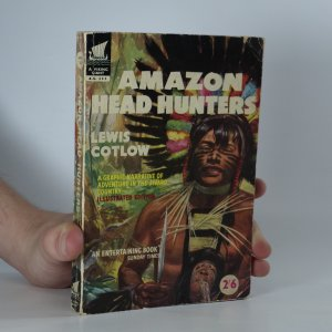 náhled knihy - Amazon head hunters