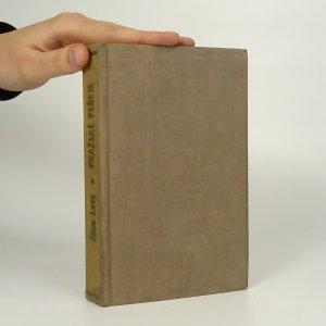 náhled knihy - Pražské peřeje