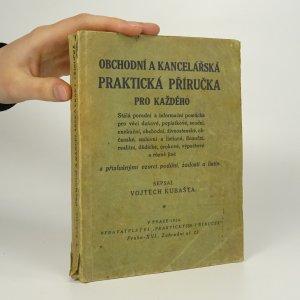 náhled knihy - Obchodní a kancelářská praktická příručka pro každého