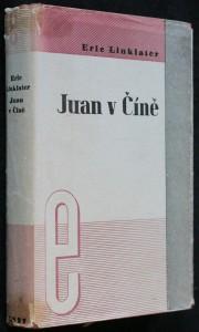 náhled knihy - Juan v Číně